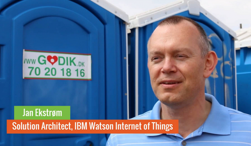 Jan Ekstrøm Solution Architect, IBM Watson Internet of Things